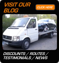 Visit our blog for the latest discounts news and testimonials