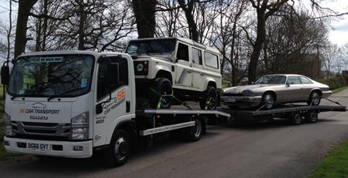 car transport manchester