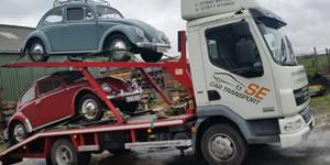 find out about our car transport services